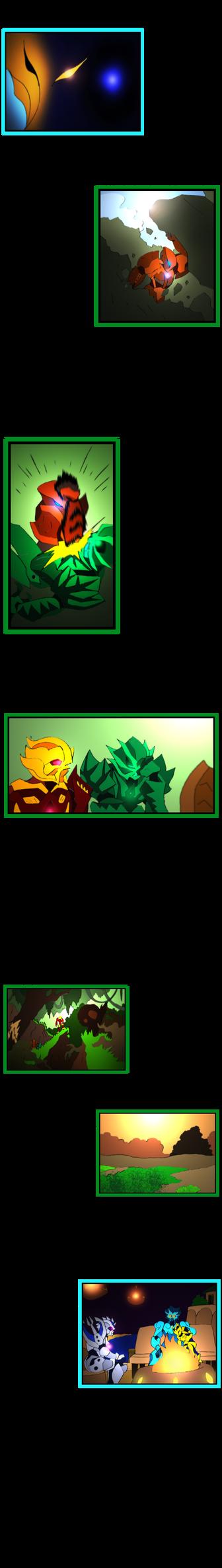 Bionicle- Nova Orbis- Mystery- Chapter 17