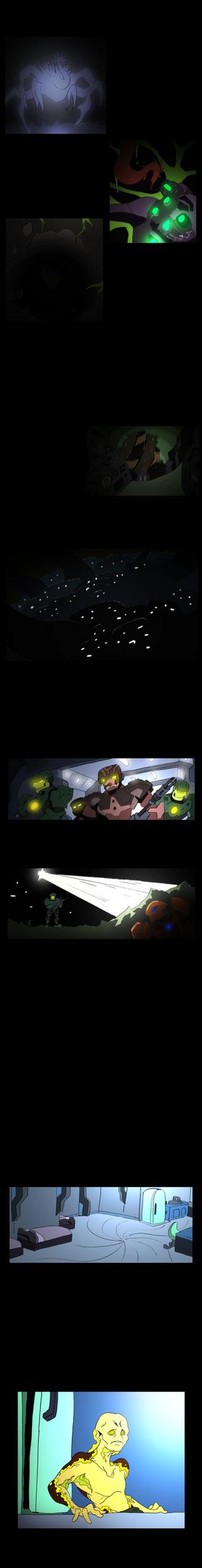 Bionicle- Nova Orbis- Mystery- Chapter 20 by NickinAmerica