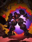 Bionicle- Nova Orbis- Ultio's debut