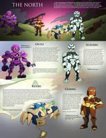 Bionicle- Nova Orbis- Wave 2 Matoran