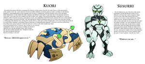 Bionicle- Nova Orbis- Sister Species