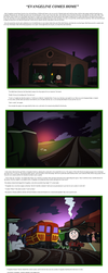 NRS- Book 1, story 4- Evangeline Comes Home by NickOnPlanetRipple