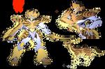 Transformers- Beast Wars Future- Einhorn