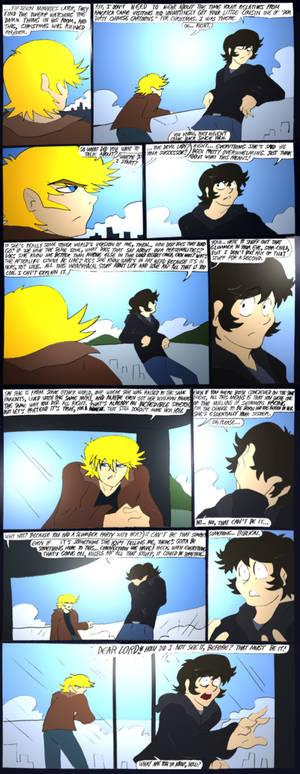 Shadow of The Devilman- 48- Zelda's my what?