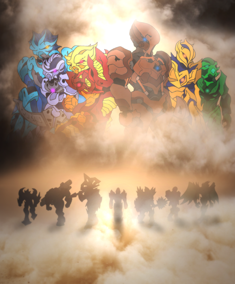 Bionicle- Nova Orbis- Welcome To My Heaven by NickinAmerica