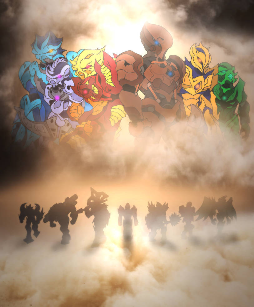 Bionicle- Nova Orbis- Welcome To My Heaven by NickOnPlanetRipple