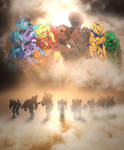 Bionicle- Nova Orbis- Welcome To My Heaven by NickOnPlanetRipple