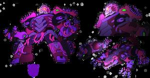 TF Beast Wars OC commission- Deathroll