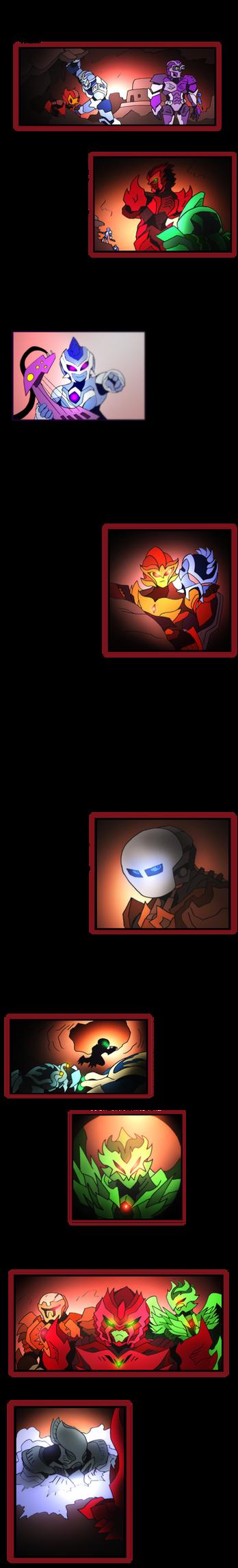 Bionicle- Nova Orbis- Return- Chapter 7