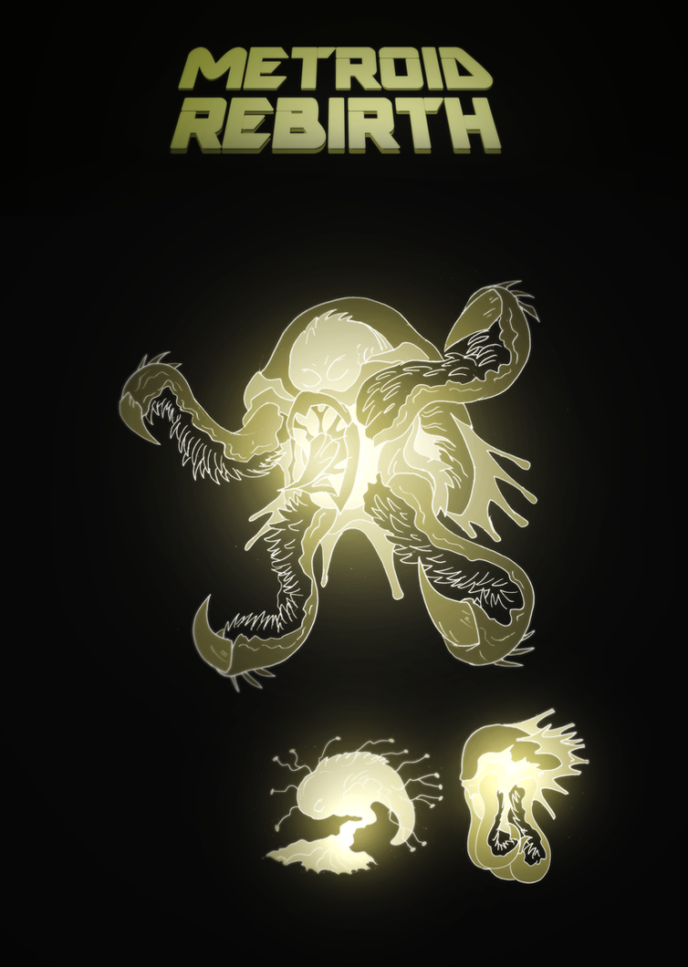 Metroid Rebirth Teaser 2 by NickinAmerica