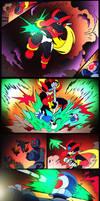 Mega Man Zero 1.5- Page 2- Dive into battle