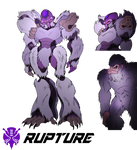 Transformers- Beast Wars Future- Rupture