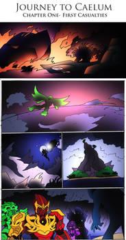 Bionicle- Nova Orbis- Journey to Caelum- Chapter 1