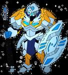 Commission- Fire Emblem General Kopaka
