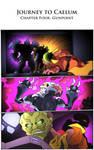 Bionicle- Nova Orbis- Journey- Chapter 4- Gunpoint by NickOnPlanetRipple