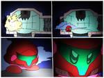 Commission- Metroid Fusion Parody