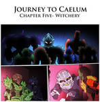 Bionicle- Nova Orbis- Journey- Chapter 5- Witchery by NickOnPlanetRipple