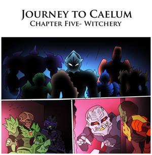 Bionicle- Nova Orbis- Journey- Chapter 5- Witchery