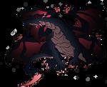 Commission for giganticluv- 5- Drago