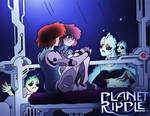 Planet Ripple- Minnow looking out
