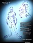 Planet Ripple- 57- Homo Aquarius