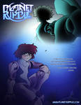 Planet Ripple- Vol. 1- Back cover- Now's the time