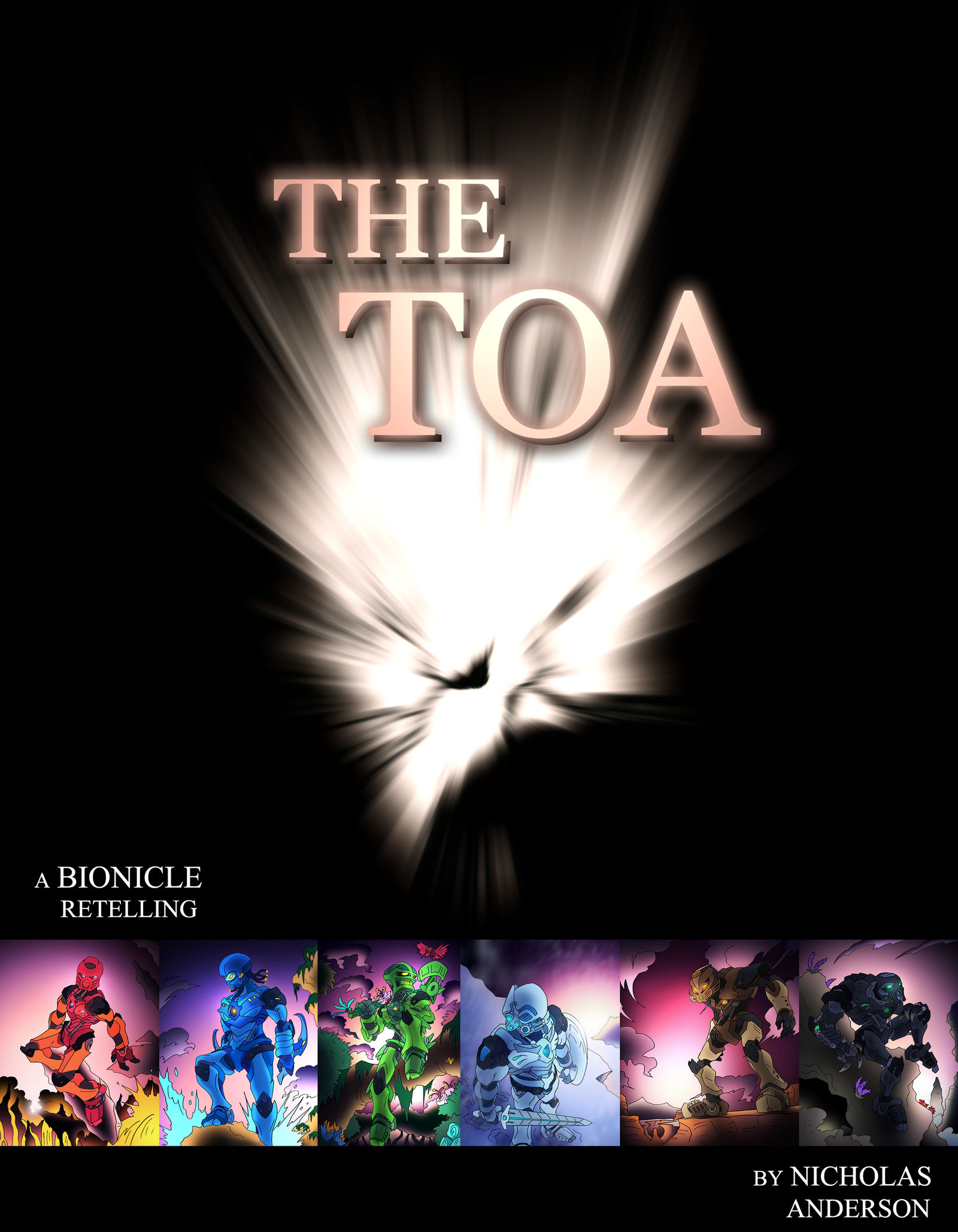 The Toa Cover