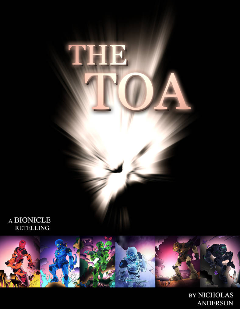 The Toa Cover by NickOnPlanetRipple