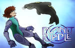 Planet Ripple- Floating