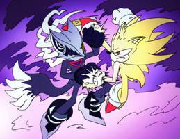 Super Sonic VS Infinite