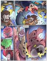 Beast Wars Future- 17- Bloody Beak by NickOnPlanetRipple