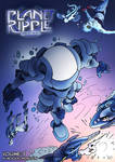 Planet Ripple Volume 3 Front Cover