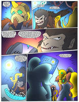Beast Wars Future- 25- Chain of Command by NickOnPlanetRipple
