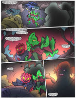 Beast Wars Future- 39- Ancient Remains by NickOnPlanetRipple