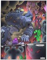Beast Wars Future- 78- Fossils by NickOnPlanetRipple