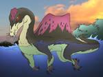 Spinosaurus by NickOnPlanetRipple