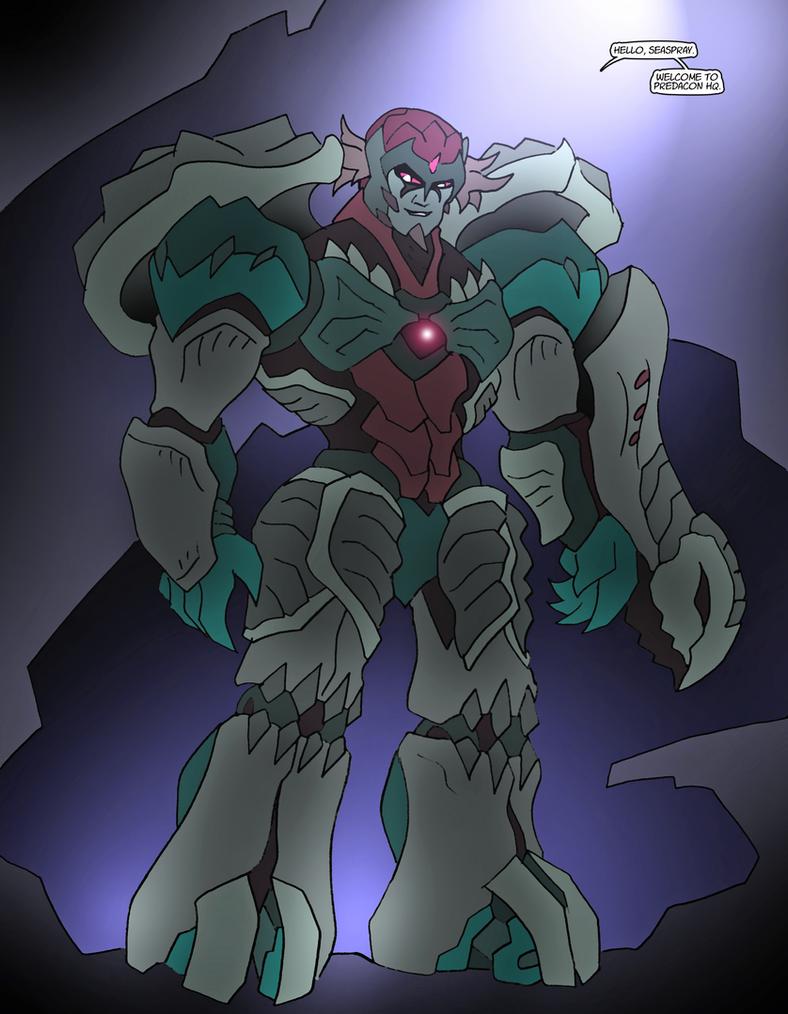 Beast Wars Future- 84- Gigatron's Greeting by NickOnPlanetRipple