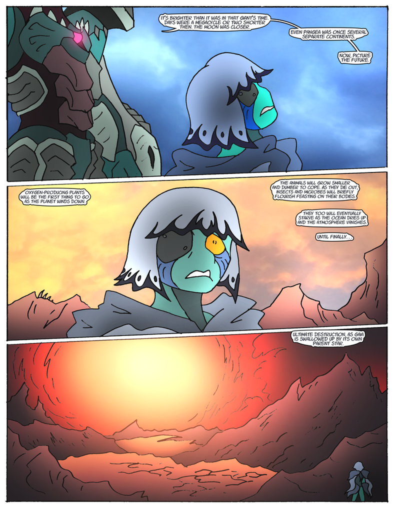 Beast Wars Future- 87- Death of Earth by NickOnPlanetRipple