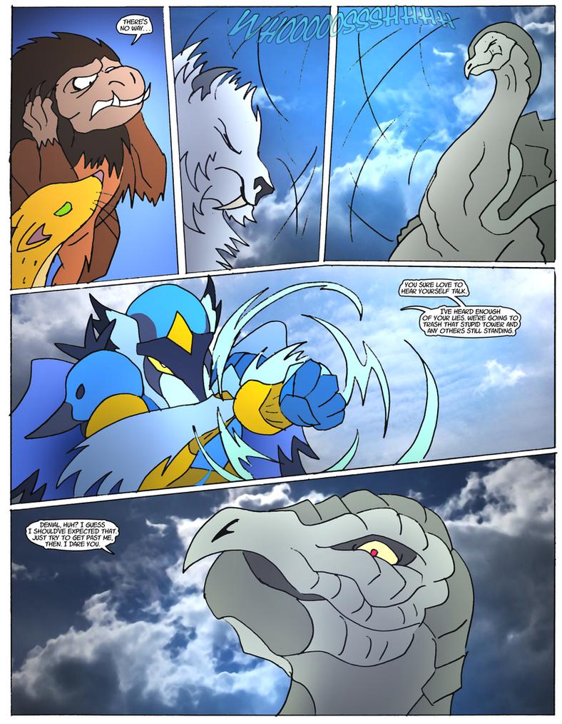 Beast Wars Future- 125- Denial by NickOnPlanetRipple