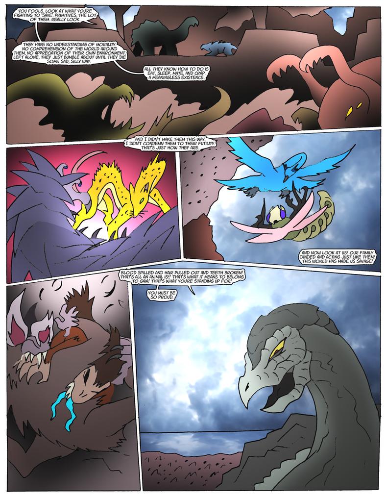 Beast Wars Future- 161- An Animal by NickOnPlanetRipple