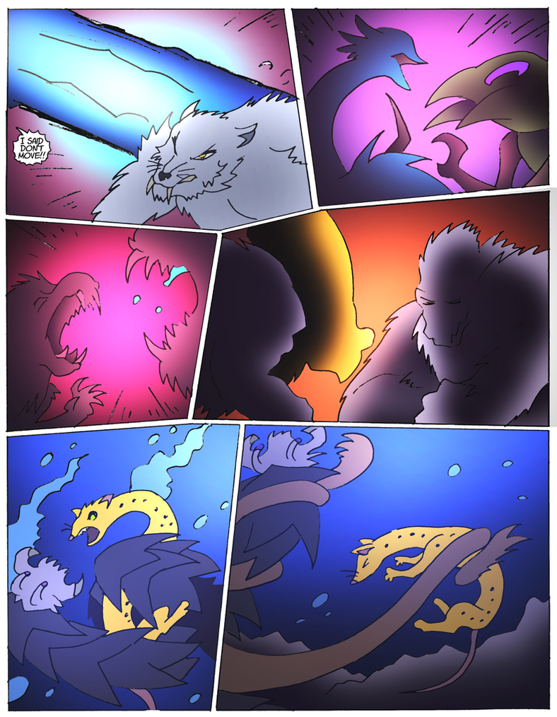 Beast Wars Future- 167- On The Edge by NickOnPlanetRipple