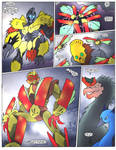 Beast Wars Future- 182- New Faces