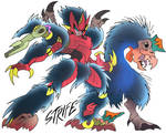 Strife- Beast Wars Future
