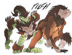 Filch- Beast Wars Future