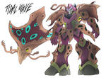 Tidal Wave- Beast Wars Future