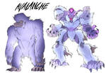 Avalanche- Beast Wars Future