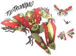 Tetronimo- Beast Wars Future