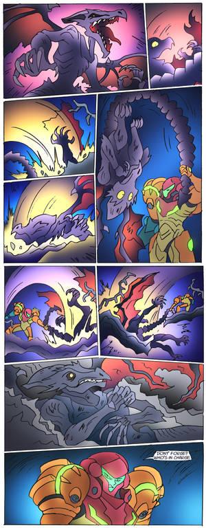 Smash Comic- Puny Ridley