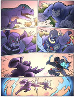 Beast Wars Smash by NickOnPlanetRipple