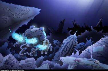 Planet Ripple- Ruins by NickOnPlanetRipple